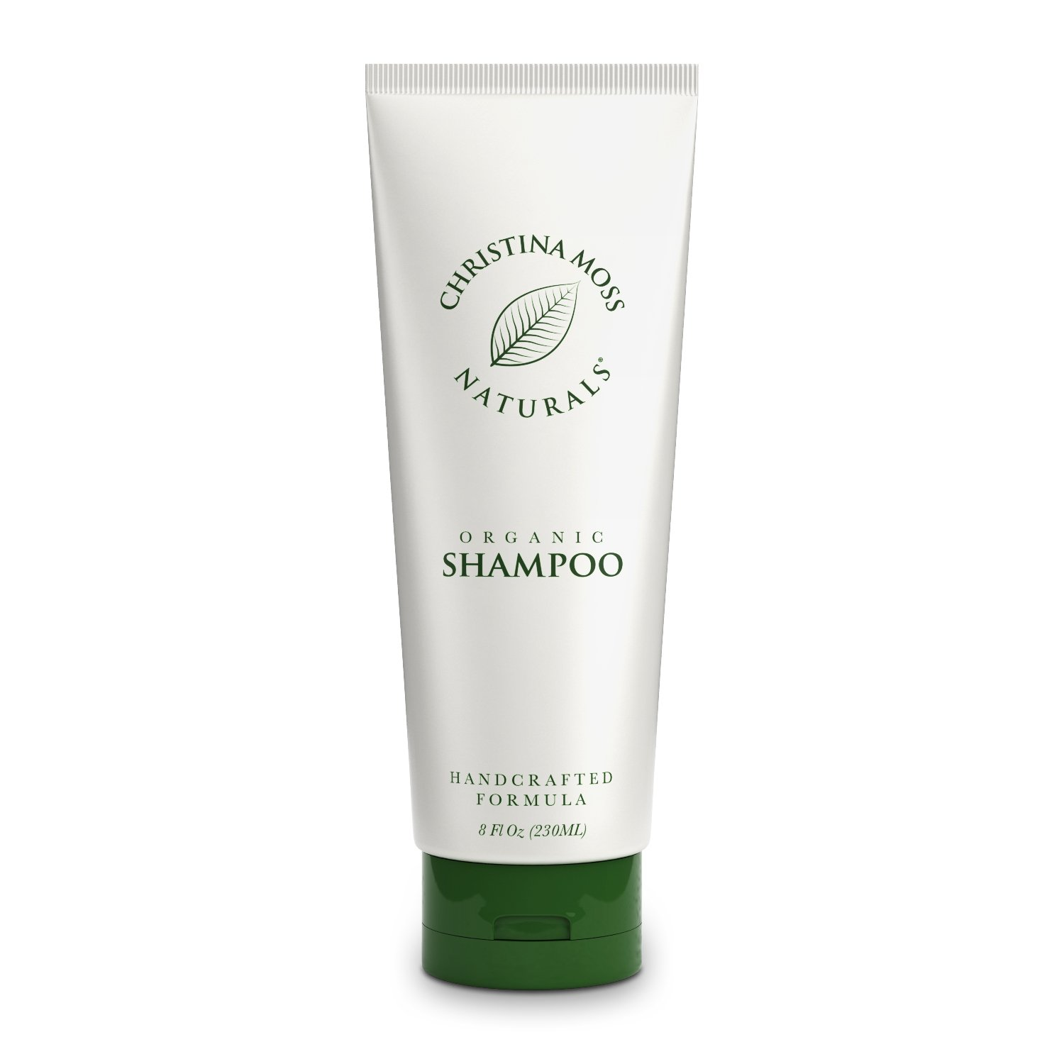 Hair Shampoo - With Organic & Natural Ingredients - Moisturizing - Clarifying - Sulfate Free - Vegan - For Dry Hair - Dry Scalp - Oily, Curly Or Fine Hair - For Women & Men - Christina Moss Naturals by Christina Moss Naturals