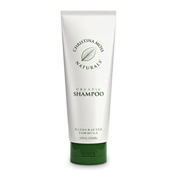 Cristina Moss Naturals Organic Hair Shampoo