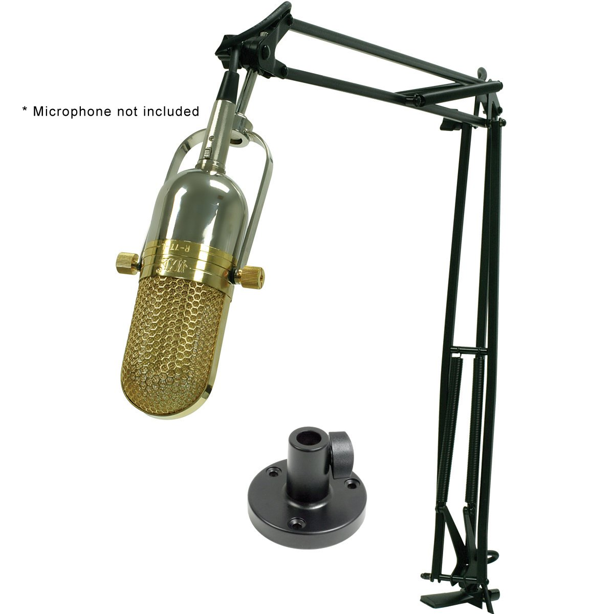 Amazon.com: MXL Mics MXL-BCD-STAND Professional Articulating Desktop ...