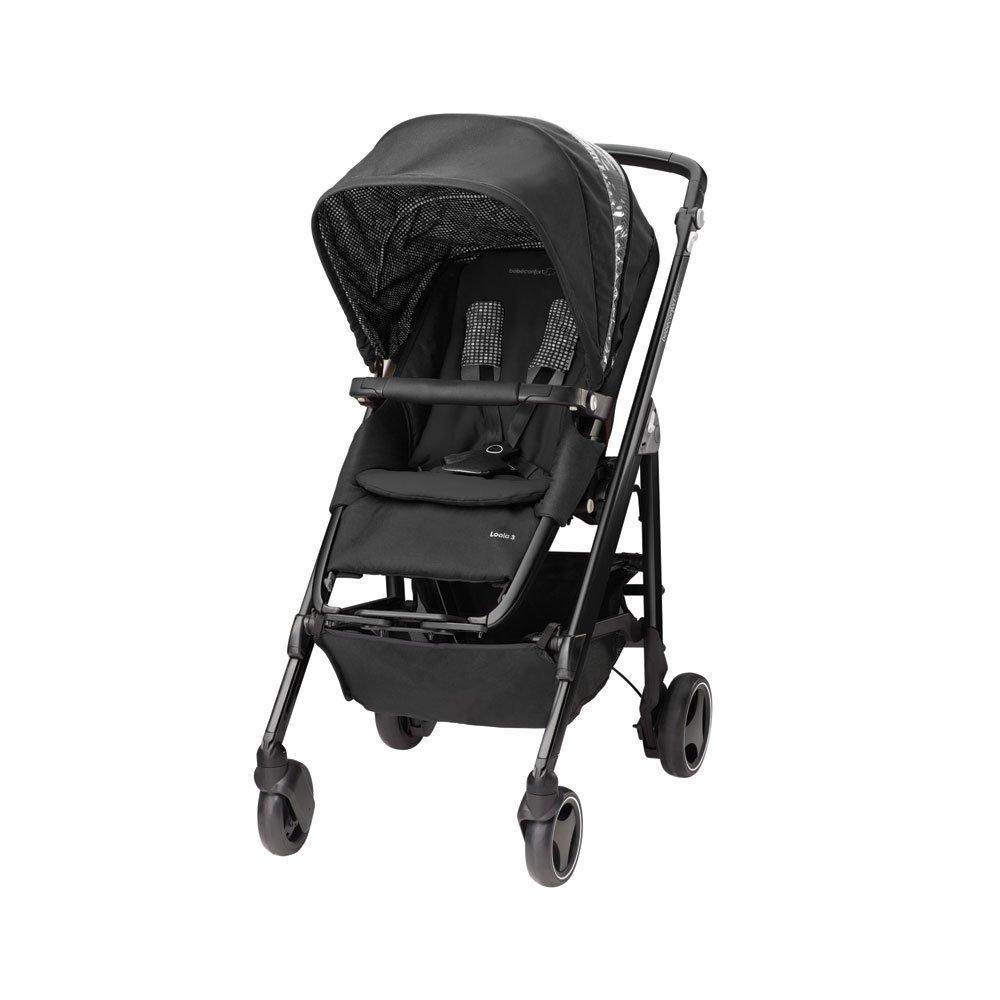 poussette naissance ultra confortable B/éb/é Confort Loola 3 Digital Black