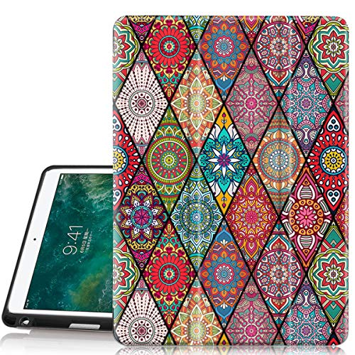 Hocase Trifold Pencil Pattern Feature product image
