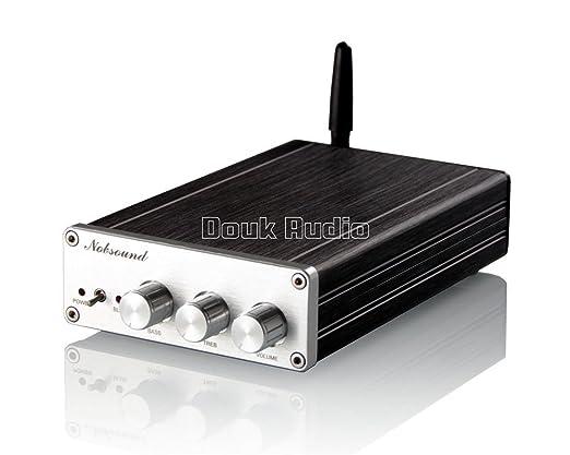 1 opinioni per nobsound Bluetooth 4.0tas5613150W + 75W × 2High Power classe D