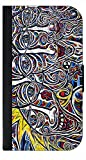 Abstract Painting - Passport Cover / Card Holder for Travel