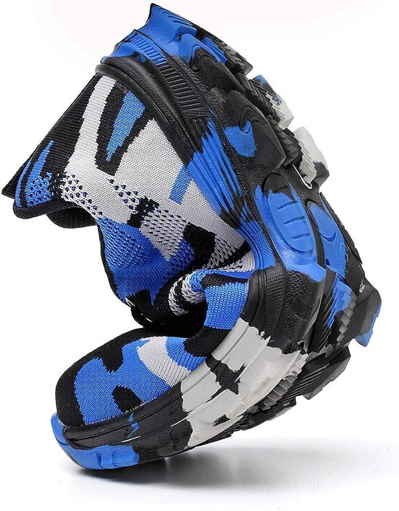 Nasonberg Homme Chaussure de Travail Chaussure Baskets de S/écurit/é avec Embout de Protection pour Femme