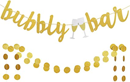 Gold Glitter Bridal Shower Sign Glittery wedding Sign Handmade Party Decorations Size -36x24 Bridal Shower Banner Floral Bridal Shower Welcome Sign Bridal sign Bachelorette Party Decor