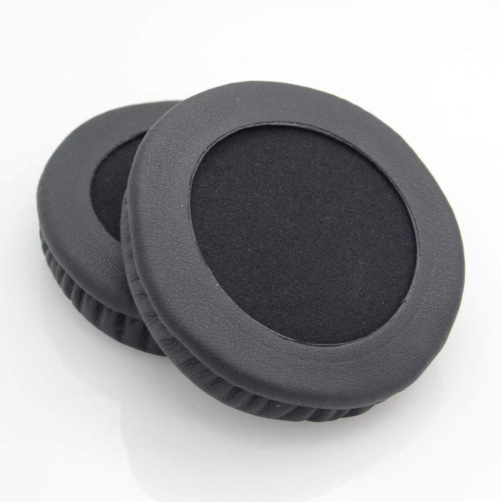 Negro F Fityle Reemplazo de Almohadillas de Auriculares Accesorios Sustituibles para Sony MDR-V55 Audio Technica ATH-WS99
