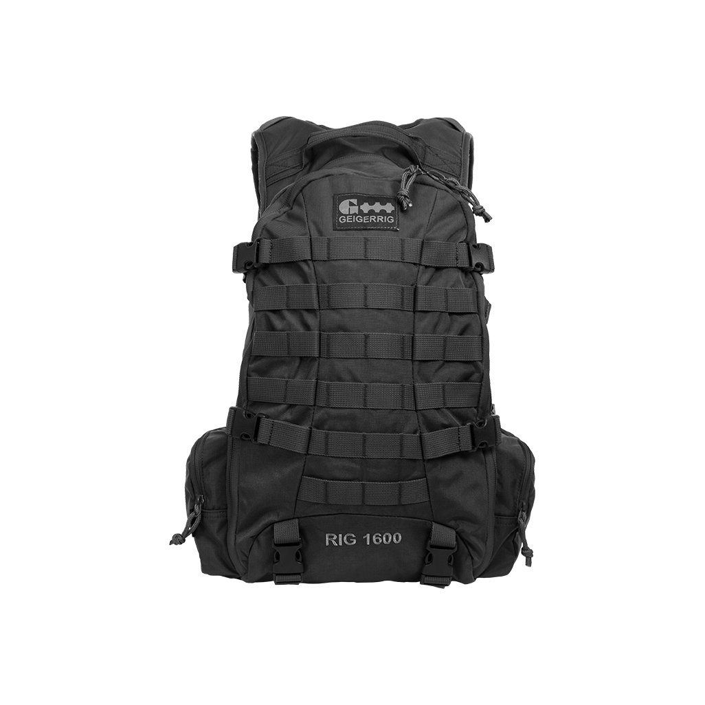 Geigerrig Pressurized Hydration Pack – RIG 1600 Tactical