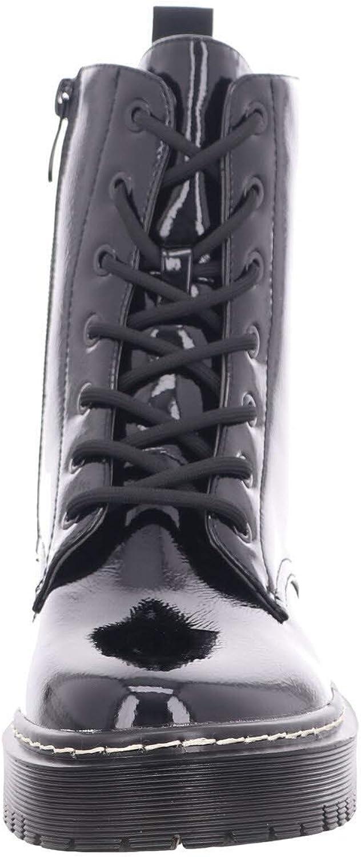 Damen Schuhe Stiefel La Strada 1988056 1301-white-patent