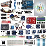 arduino circuit board - SunFounder RFID Starter Kit for Arduino Uno R3 Mega Nano Circuit Board Jumper Wires Sensors Breadboard Electronics V2.0