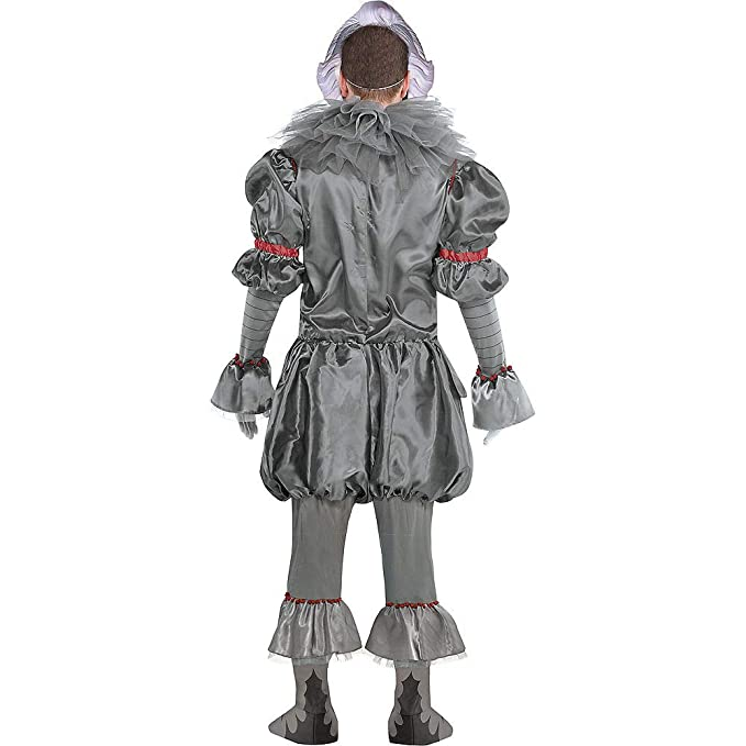 Amazon.com: Party City It Capítulo dos Tattered Pennywise ...