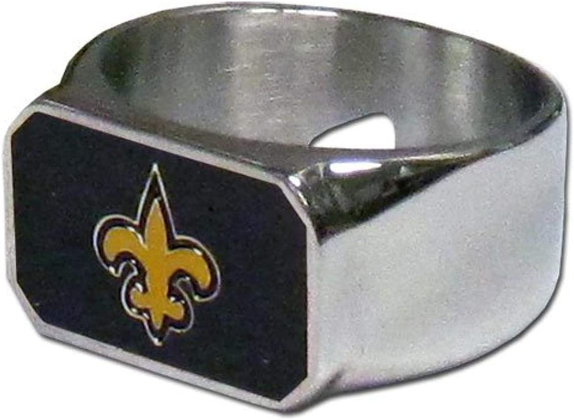 Siskiyou Gift New Orleans Saints Ring Bottle Opener