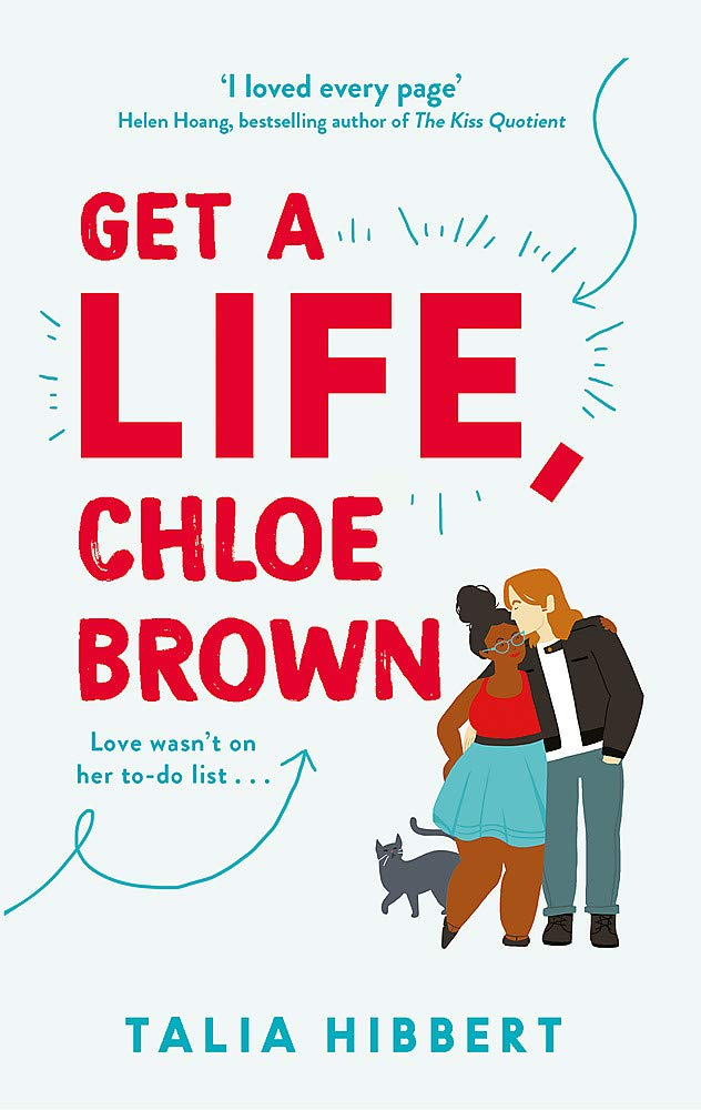 Image result for get a life chloe brown book cover