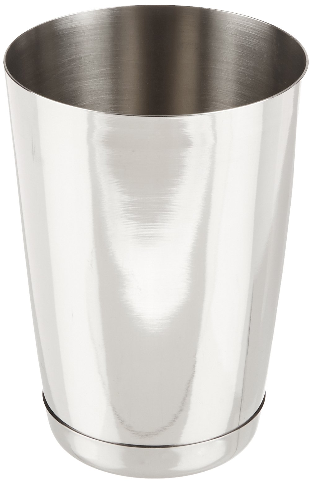 Crestware 15-Ounce Stainless Steel Bar Shaker