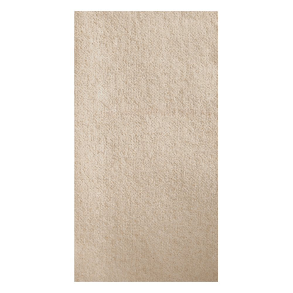 Hoffmaster 856787 Linen-Like Natural Guest Towel, 1/6 Fold, 17'' Length x 12'' Width (Case of 500)