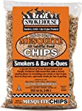 Smokehouse Products All Natural Flavored Wood Smoking Chips- Mesquite