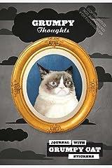Grumpy Cat Flexi Journal with Stickers