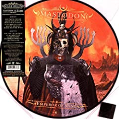 2018 Record Store Day - Limited Edition 4000 -Picture Disc Vinyl LP- 2018 Reprise 9362-49077-6 Tracklist: ------------------- A1 Sultan's Curse A2 Show Yourself A3 Precious Stoned A4 Steambreather A5 Roots Remain A6 Word to the Wise B1 Ancien...