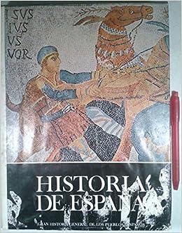 HISTORIA DE ESPAÑA. GRAN HISTORIA GENERAL DE LOS PUEBLOS HISPANOS. TOMO I : ÉPOCAS PRIMITIVA Y ROMANA.: Amazon.es: Libros