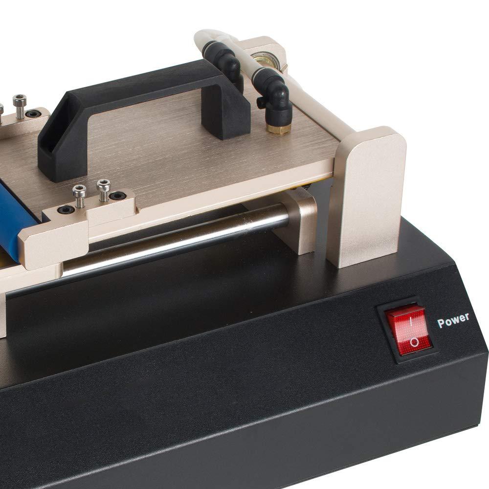 Laminating Machine vinmax Built-in Vacuum Film Laminating Machine LCD Touch Screen Laminate Polarized Film Laminator Office Home Use by vinmax (Image #7)