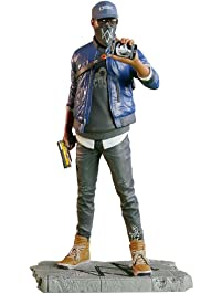 Amazon ubisoft ubisoft watchdogs 2 marcus figurine statue stopboris Images