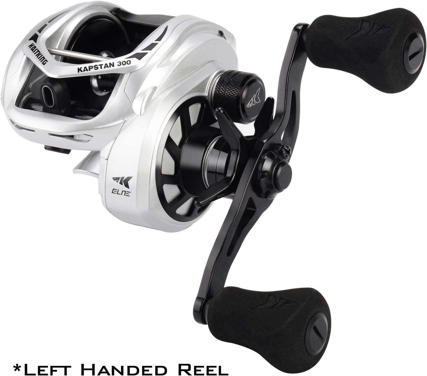 best musky reel: KastKing Kapstan Elite Size 300 Baitcasting Fishing Reel