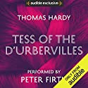 Tess of the D'Urbervilles Hörbuch von Thomas Hardy Gesprochen von: Peter Firth