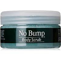 GiGi No Bump Body Scrub with Salicylic Acid for Ingrown Hair & Razor Burns, 6 oz