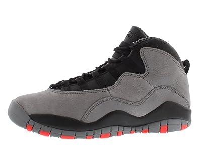 f02b7bfffbe022 Air Jordan 10 Retro (GS) - 6Y  quot Cool Grey quot  - 310806