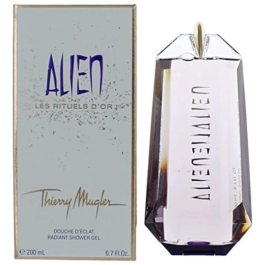 Thierry Mugler Alien Radiant Shower Gel 200ml/6.7oz