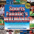 The Official Sports Fanatic's Walmanac 2015 Wall Calendar
