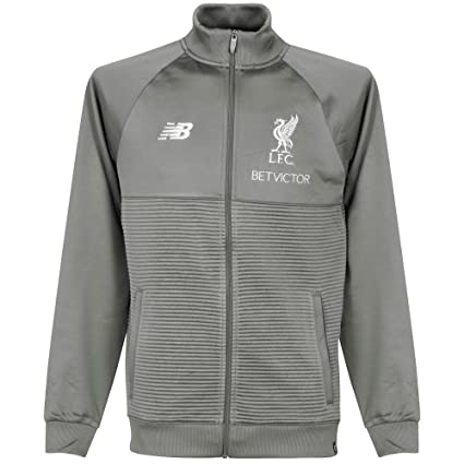 c3cbabad15f Amazon.com   New Balance Liverpool Woven Training Jacket 2018 2019 ...