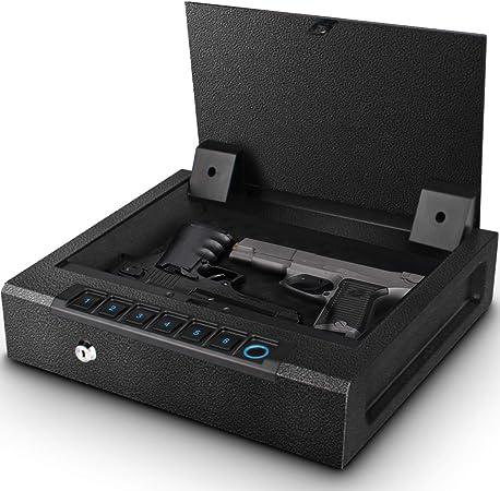 Moutec Biometric Gun Safe for Pistols