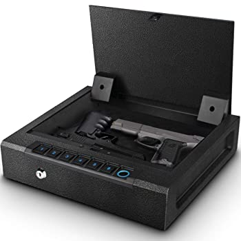 Moutec Biometric Gun Safe