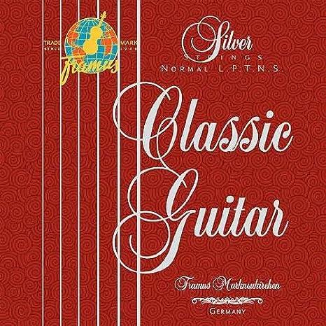 Framus 5 x Nylon - Juego de cuerdas para guitarra clásica en ...