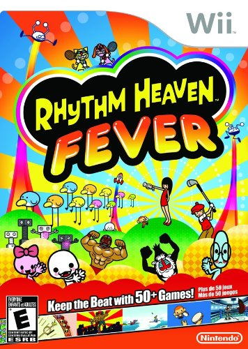 Rhythm Heaven Fever - Wii U [Digital Code] by Nintendo