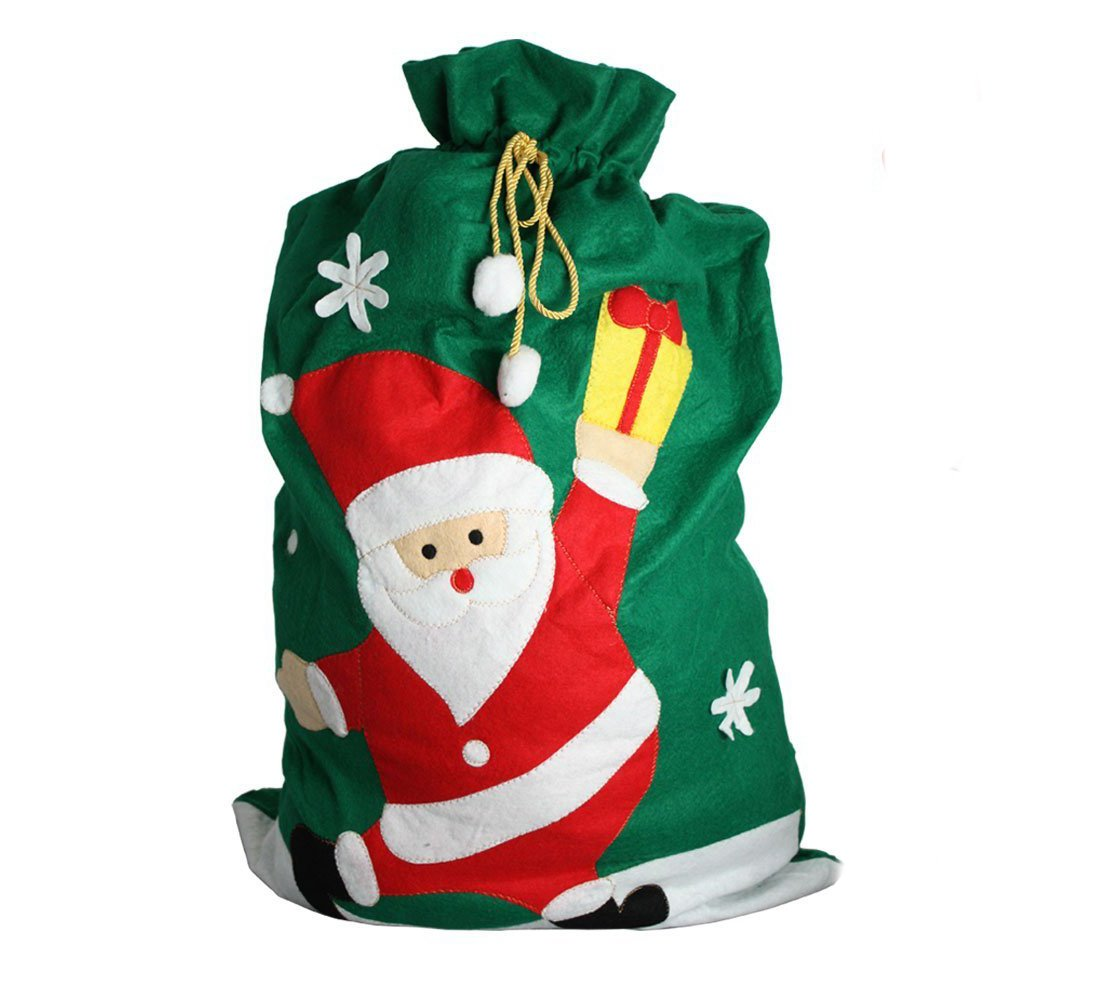 Large Christmas Gift Bag Reindeer Contemporary Small Medium Large and X