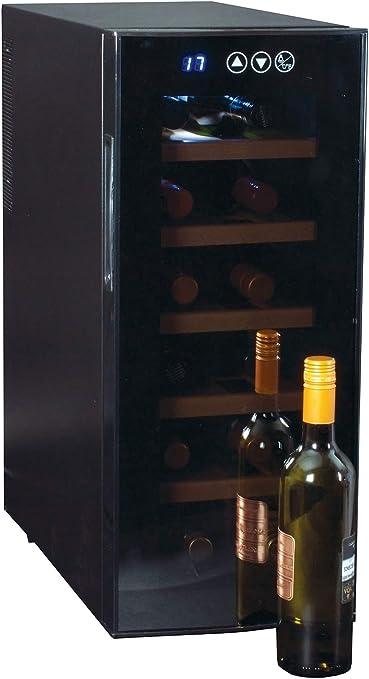 Koolatron WC12-35D 12 Bottle Capacity Thermoelectric Wine Cooler
