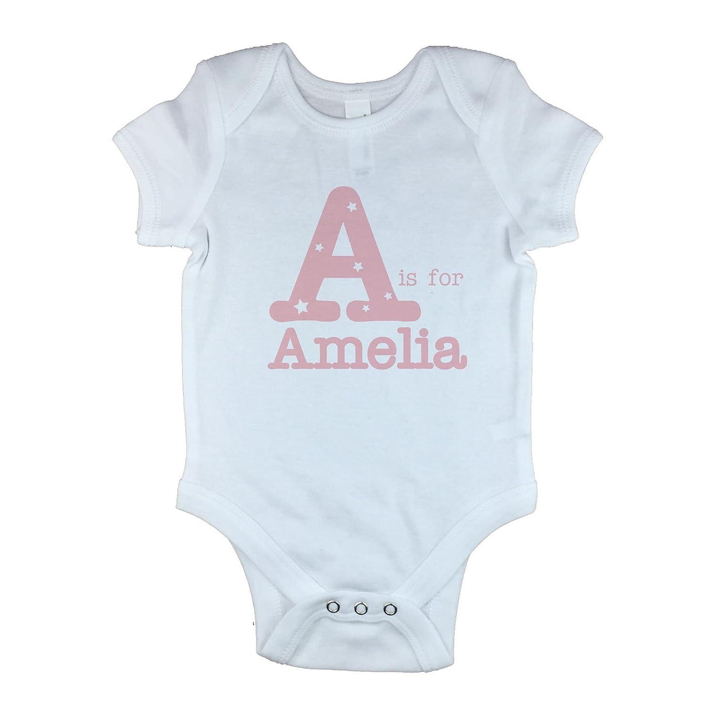 Name perfect Baby bodysuit vest grow bodysuit personalised baby gift
