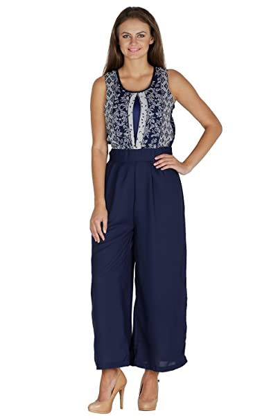 2b43b3a79d29 Mayra Women s Party Wear Jumpsuit  Amazon.in  Clothing   Accessories