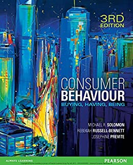 Pdf consumer behaviour buying having and being third canadian.