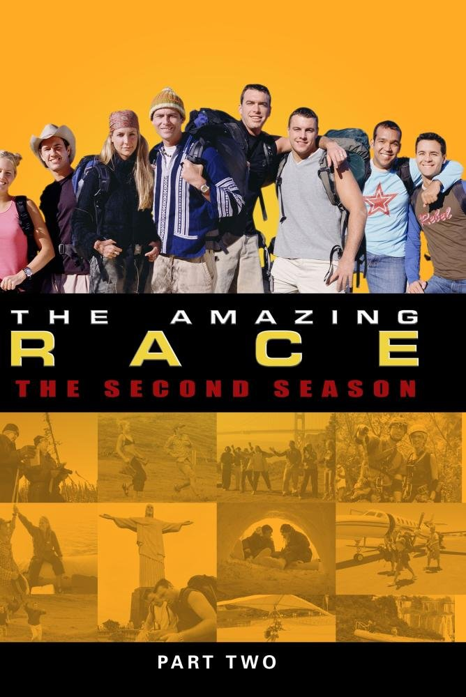 The Amazing Race II-(Disc 4) by CBS Home Entertainment