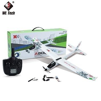 Easy-topbuy dron, Avión teledirigido WL XK de A800 EPO Fixed Wing ...