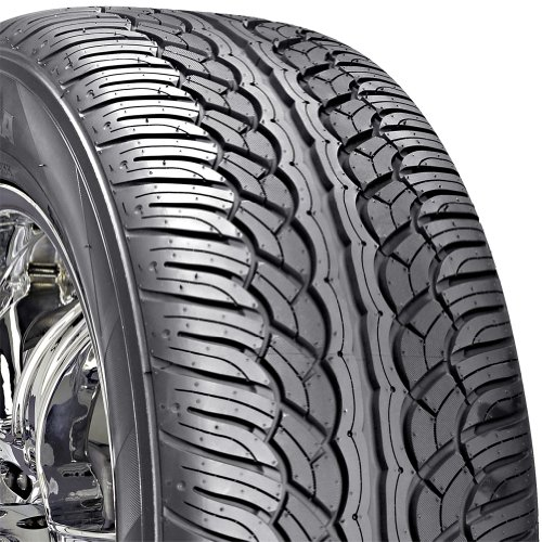 Yokohama Parada Spec X High Performance Tire - 265/40R22 106V - 2007 Jeep Compass Specs
