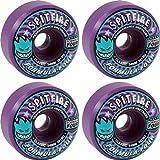 Spitfire Wheels Formula Four Classic Purple Skateboard Wheels - 54mm 101a (Set of 4)