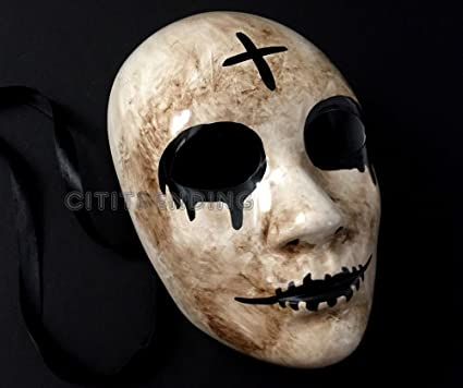 the purge movie anarchy election year kiss me mask halloween masquerade party - Purge Anarchy Masks For Halloween