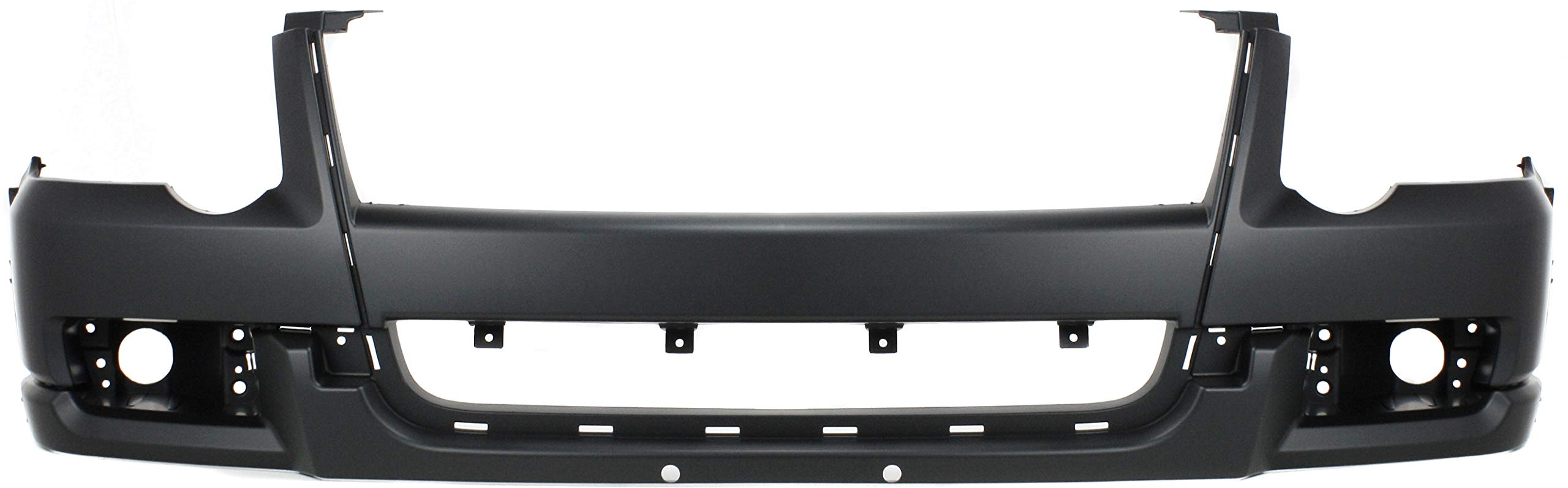 CarPartsDepot 345-18114-10 Front Lower Valance Bumper Apron Spoiler Lip FO1093106