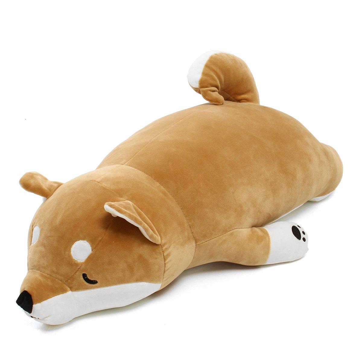 barato y de alta calidad Jumbo - Almohada de Felpa para Perro de 90 cm cm cm con diseño de Anime Shiba Inu  bajo precio