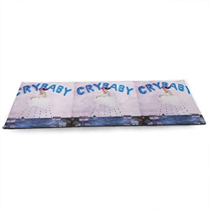 Amazon.com: John A Nunez Melanie Martinez Cry Baby Yoga Mat ...