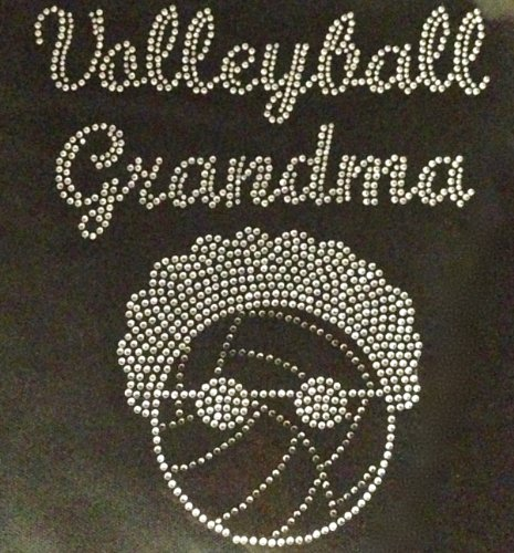 Volleyball Applique - 9