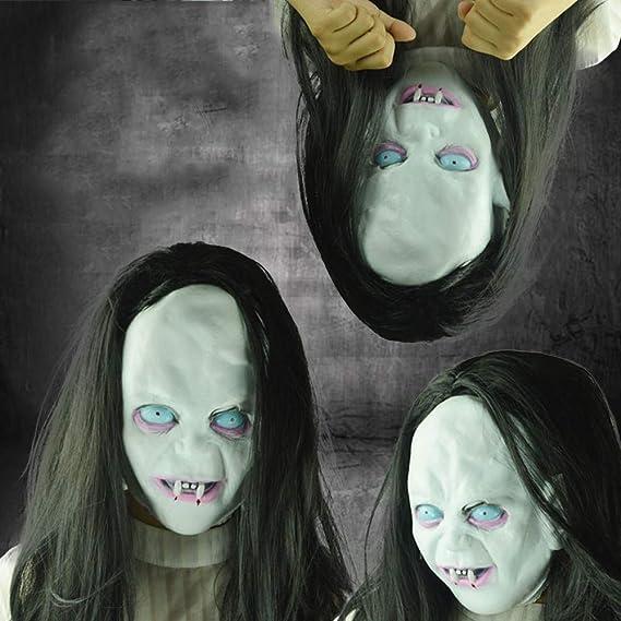 Amazon.com: Euone Máscara de pelo largo para mujer, para ...